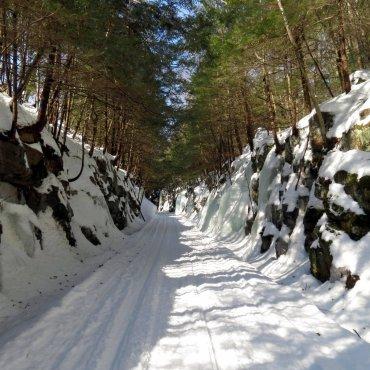1. Ice Canyon