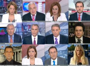 oi 12 roufianoi tou mega οι 12 ρουφιανοι δημοσιογραφοι του mega channel