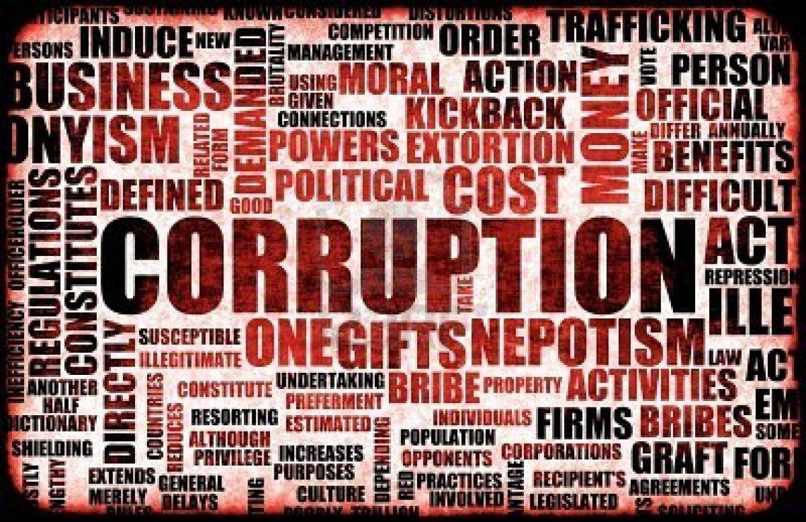 corrution-a corruption coruption