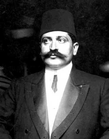 Mehmet Talaat Pasha - 1915 - Ottoman Empire - Young Turks - Deutschland und die Ostmark - Peter Crawford