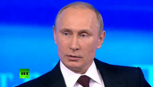 PUTIN INTERVIEW UKRAINE