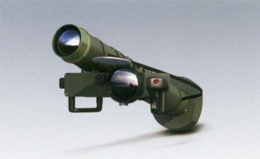 China Army ΗJ-12 anti-tank