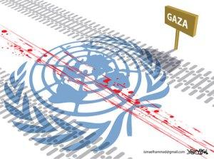 gaza-cartoon-by-ismael-hammad