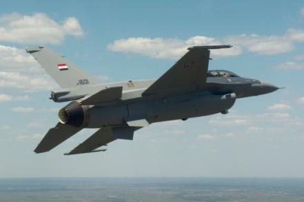 Iraq Air Force F-16 1