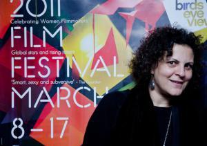 Η Αράβισσα, Παλαιστίνια και πολίτης του Ισραήλ σκηνοθέτης Suha Arraf