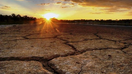 climate-change Dry soil
