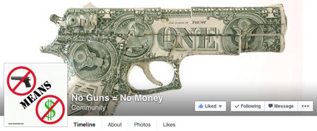 No Guns = No Money
