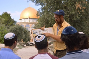 """Yehuda Glick, an activist of the """"temple mount faithful"""" group, shot by Palestinian."""
