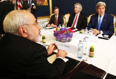 The Iranian and American Foreign Ministers wants to fight together for Islam.