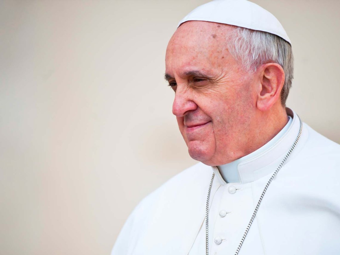 The Pope often say he has seen better days. May be he is a part of the problem he has detected.