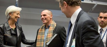Bloomberg: Οι τέσσερις αρχές του Βαρουφάκη