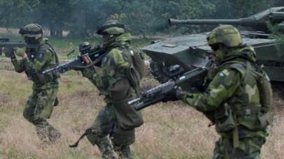 Sweden Army 1