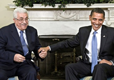 President Obama entertain Abbas. In the Iran deal both the Hamas and Hisballah will get fresh funds.