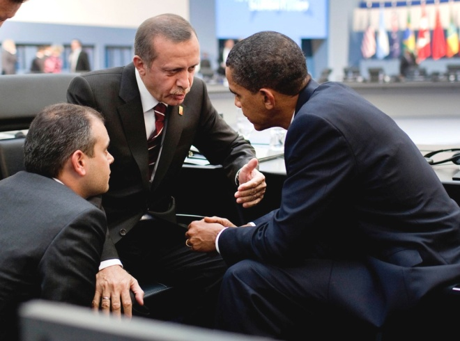 The Pentagon wants us to beliebe that Obama was not aware what Erdogan would do it he got free access to the skyies of Iraqi Kurdistan.