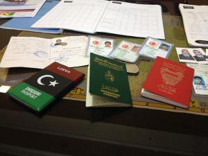 τζιχαντιστες διαβατηρια