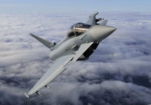 Germany Air Force Eurofighter 1